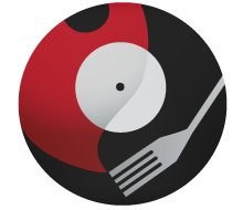 Heavy Metal Gourmet logo