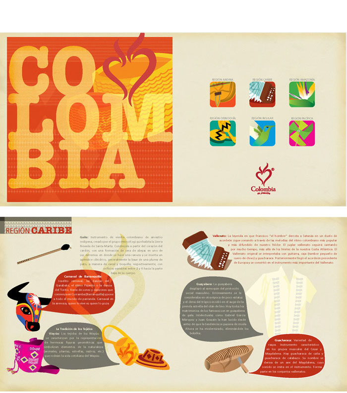 Colombia Identity Manual