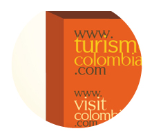 Promotional Items Turism Colombia