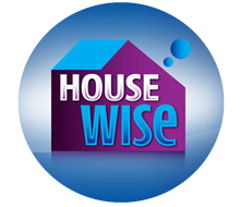 House Wise logo for HGTV