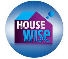 House Wise logo for HGTV