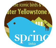Yellowstone Birding & Wildlife Festival Logo
