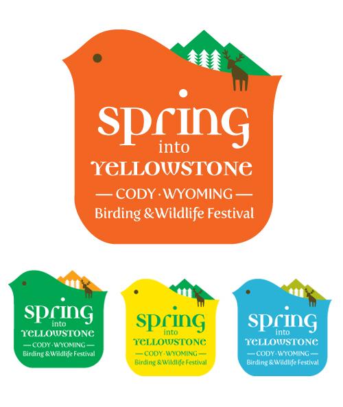 Yellowstone Birding & Wildlife Festival Logo